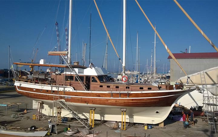 Boats Renew and Refitting